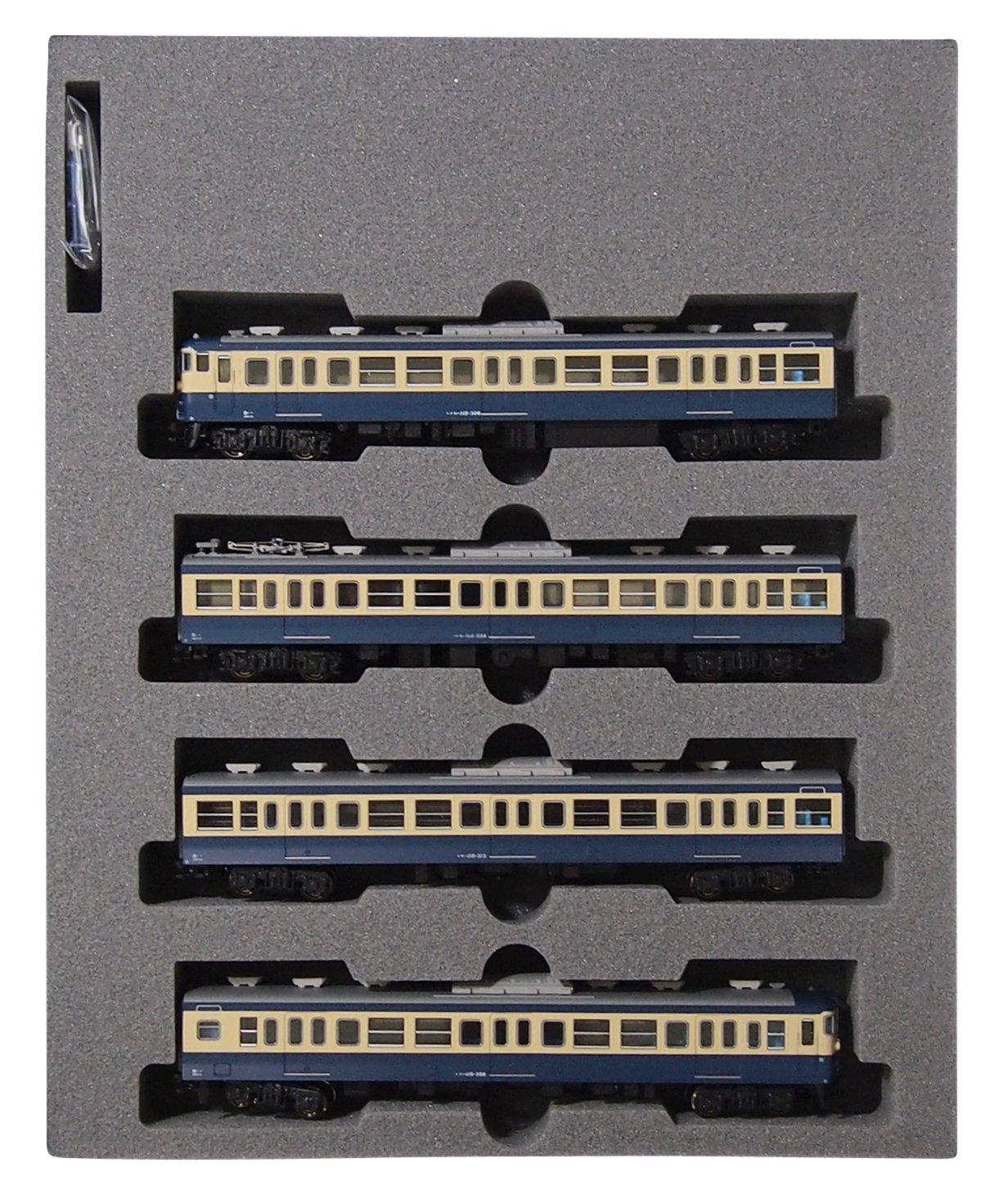 de calibre N 10-1272 115-basado de la serie 300 de color Yokosuka cuatro coches juego de la hematopoyesis