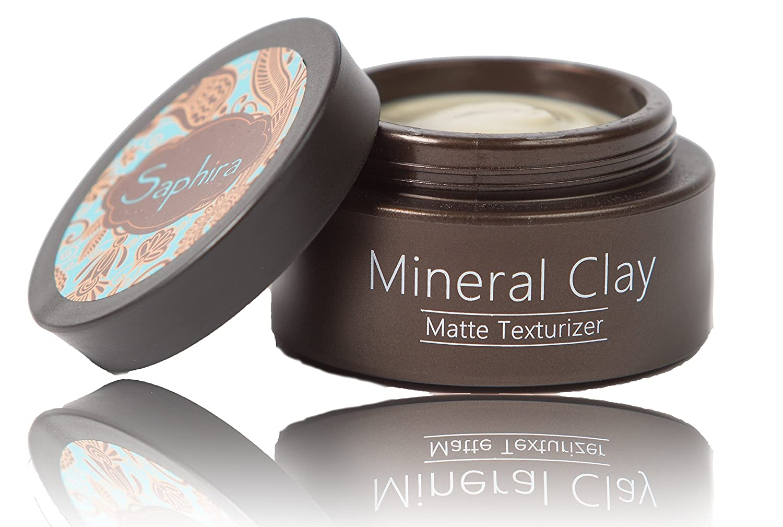SAPHIRA Mineral Clay 2.4 oz