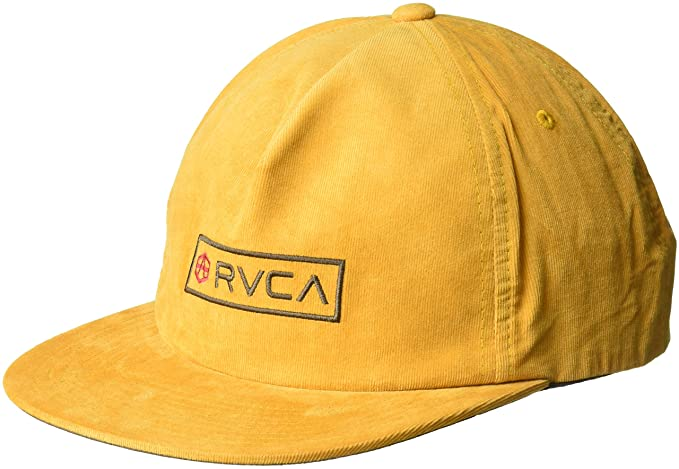 RVCA Men s Andrew Reynolds Corduroy Cap 83a949c2e4a
