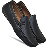 Suttho Men's Driving Loafer Shoes