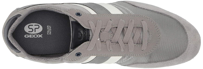 Geox GARLAN U923GB Uomo Sneaker,Scarpe da ginnastika,Scarpe da Cosa Sportivi,Scarpe Sportive,Basso,Signori Scarpe,Sneaker,Scarpa Stringata,Traspirante