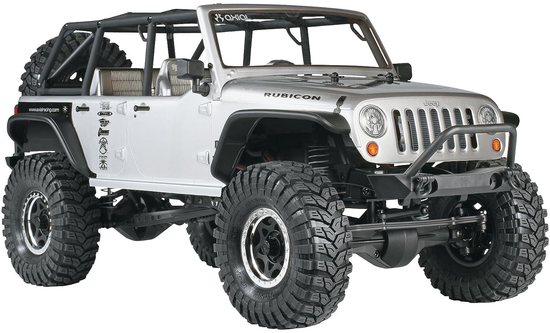 Axial SCX10 2012 Jeep Wrangler Unlimited Rubicon 1:10 Scale Crawler ...