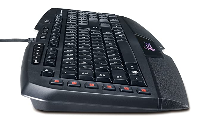 Amazon.com: Genius Gaming Keyboard for MMORPG/RTS Gamer (GX-Gaming Imperator): Computers & Accessories