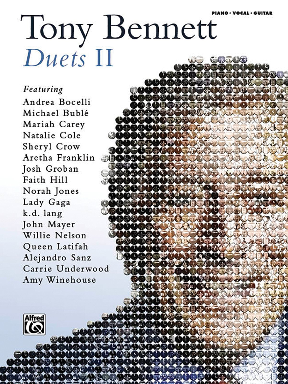 Amazon com: Tony Bennett Duets II: Piano / Vocal / Guitar