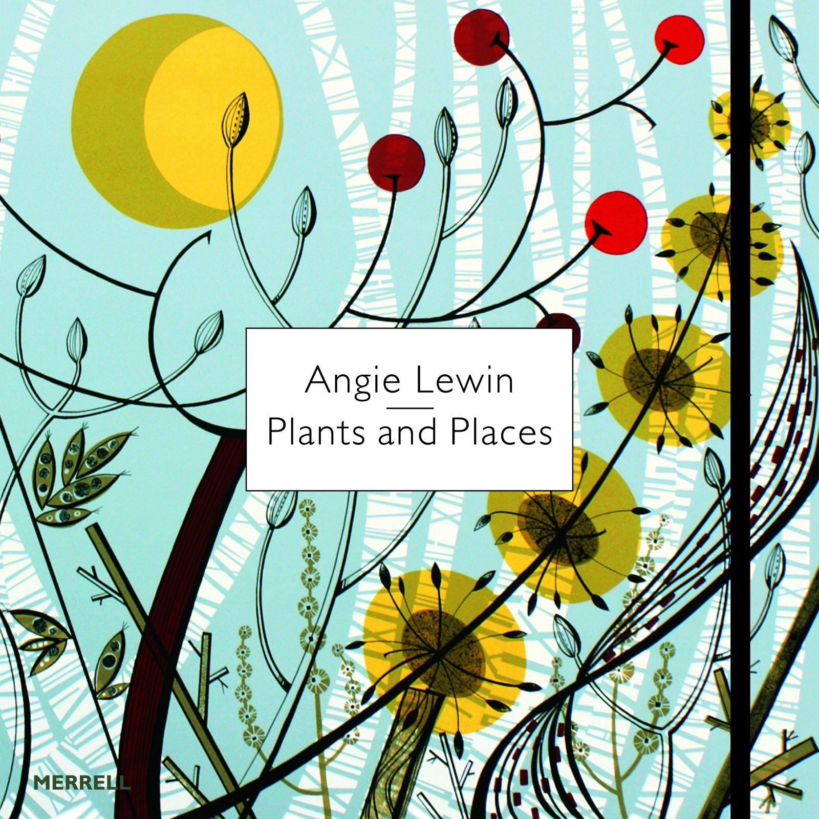 Angie Lewin  Plants And Places