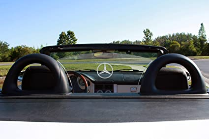 Windscreen Mercedes-Benz SLK Class R171 2005-2011 Wind Deflector Illumination Kit