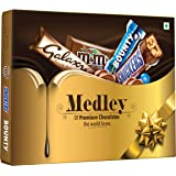 Snickers Medley Assorted Chocolate Gift Pack, 137.6 gm