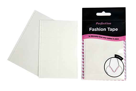 ddad1990858 Perfection Fashion Tape Invisible Body Tape Strips - 20 pieces ...