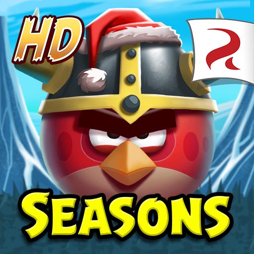 [Angry Birds Seasons HD (Fire Edition)] (Bird Halloween)