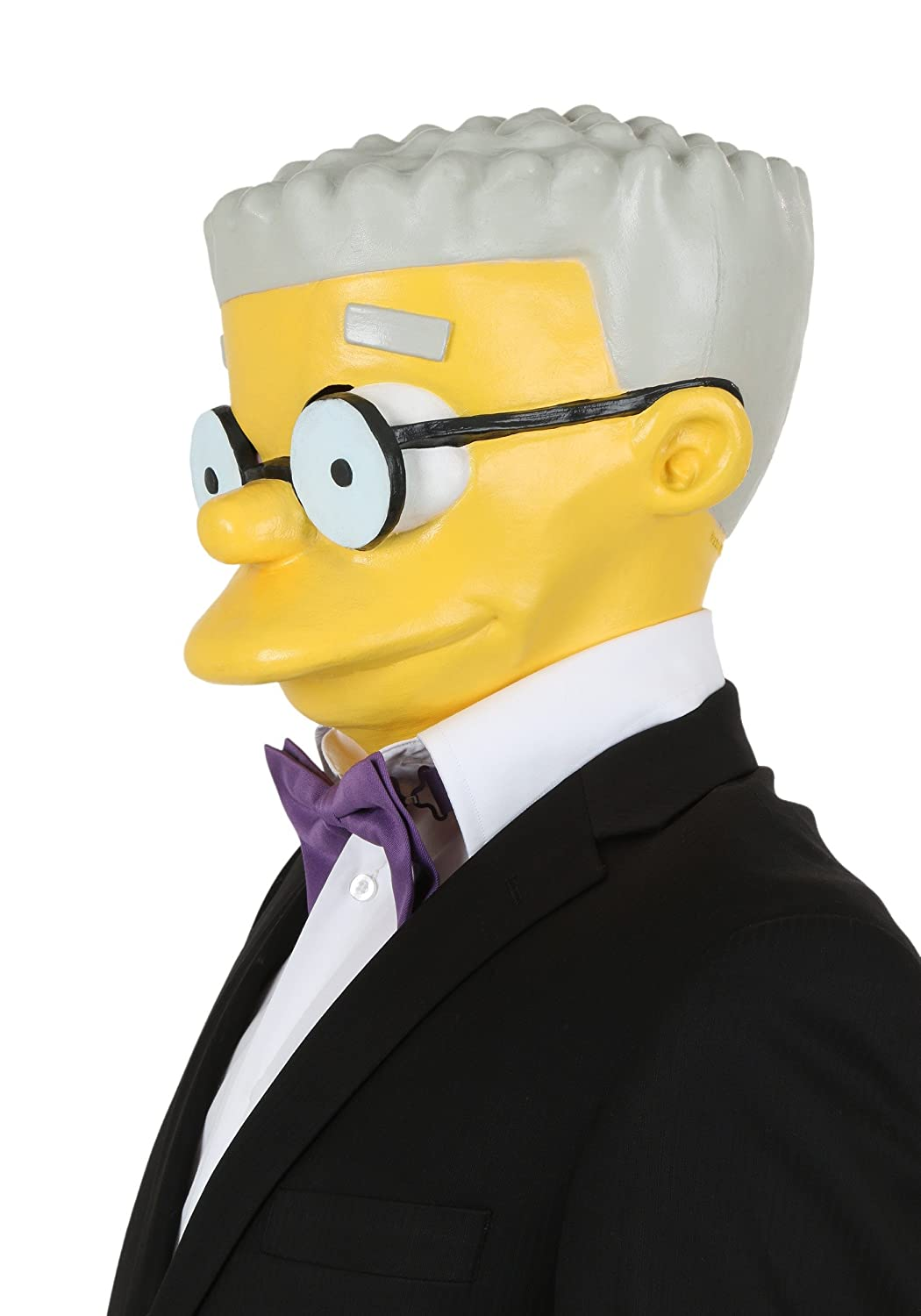 GHOULISH PRODUCTIONS Smithers Mask Smithers Mask Standard