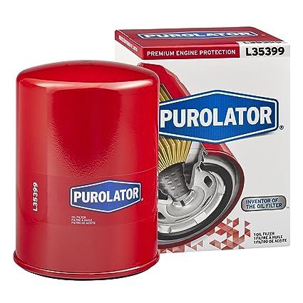 amazon com: purolator l35399 purolator oil filter, fits diesel  applications: automotive