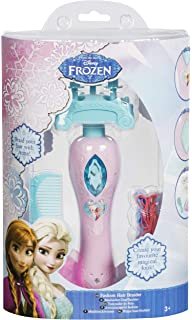 Smoby – 320141 – Frozen Bolsa Belleza – + 5 Accesorios Incluye – Secador Electronique: Amazon.es: Juguetes y juegos