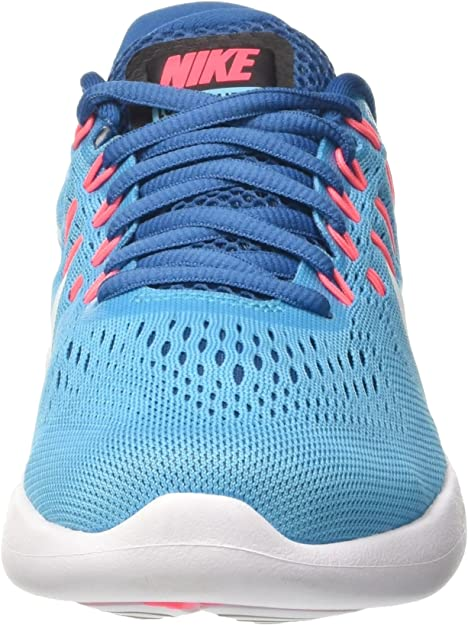 Nike Wmns Lunarglide 8, Zapatillas de Entrenamiento para Mujer, Azul (Bleu Chlorine/Bleu Industriel/Rose Coureur/Bleu Glacier), 38 EU: Amazon.es: Zapatos y complementos