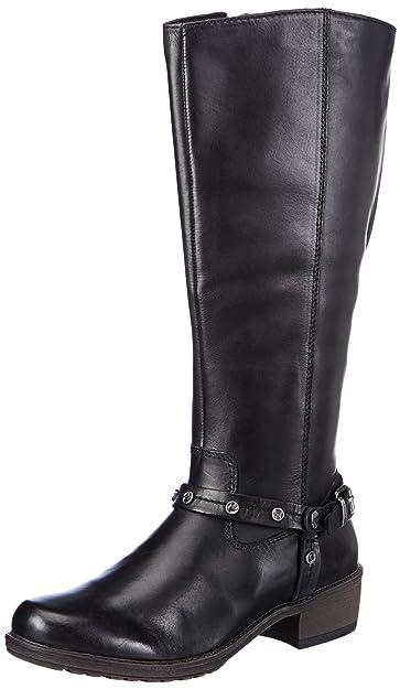 3d4b6ee426ec Tamaris 1-1-25536-21 Damen Biker Boots  Amazon.de  Schuhe   Handtaschen