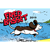 Fred Basset Yearbook 2019: Witty Comic Strips from the Daily Mail