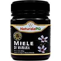 Miel de Manuka 400+ MGO 250g. Producida en