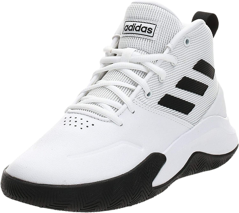 contenido Entretener libertad  adidas Ownthegame, Men's Flat Sport shoes: Amazon.co.uk: Shoes & Bags