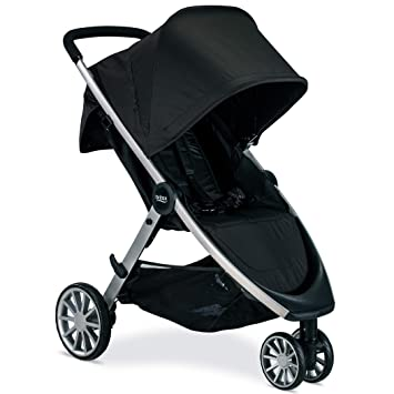 Britax B Lively Lightweight Stroller Up To 55 Pounds Car Seat