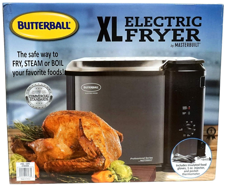 Masterbuilt Butterball XL Electric Fryer