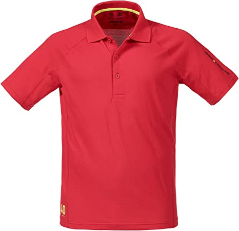 Musto Evolution Sunblock Short Sleeved Polo Top in TRUE RED SE0264 Size - - XS: Amazon.es: Deportes y aire libre