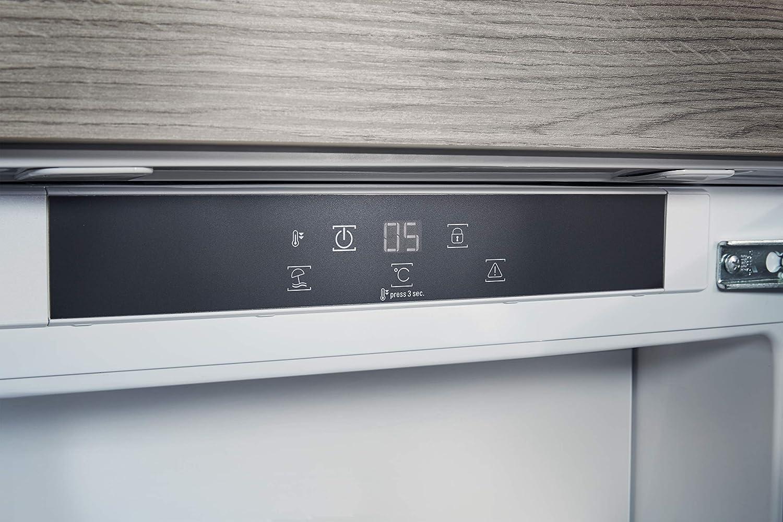 Kühlschrank Zierleiste : Bauknecht kvie 2127 a einbau kühlschrank 118 kwh jahr 171l kühlen
