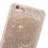iPhone 6S Plus Quicksand Liquid Case, Surpriseyou