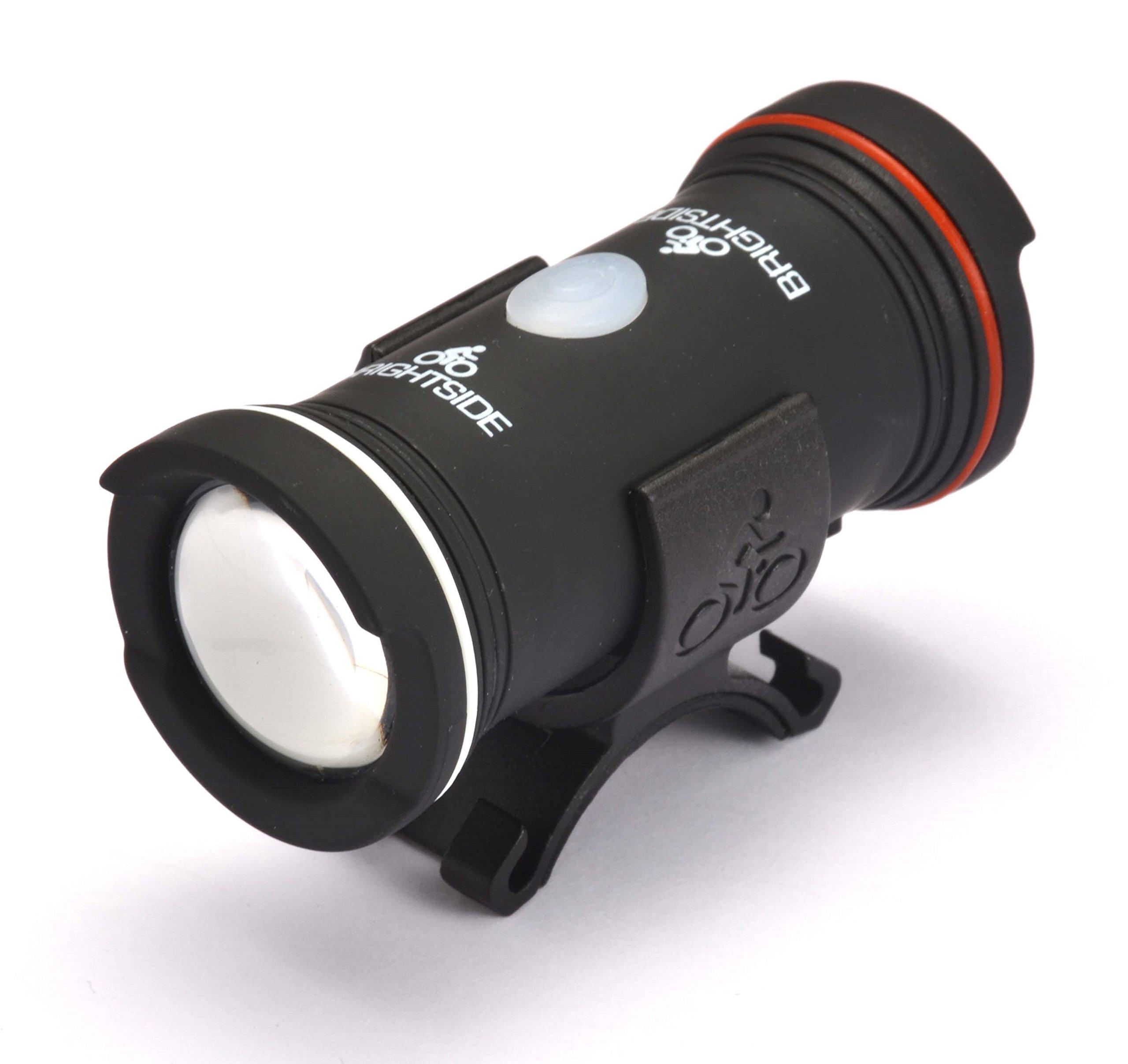 Topside Bike Helmet Light. Rechargeable Cycling Headlight & Tail Light. Same Day FREE Worldwide Shipping.