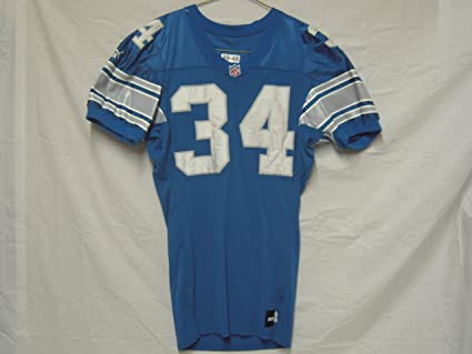 detroit lions game jersey