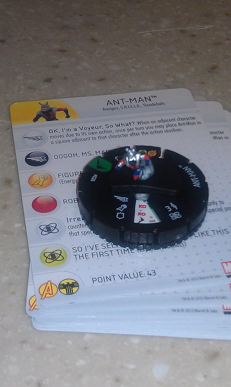 【全商品オープニング価格 特別価格】 Marvel Heroclix Chaos Marvel War War Ant-Man #26 Chaos B008QM2ZA2, PREGO PREGO:7c671a9a --- arianechie.dominiotemporario.com