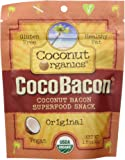 CocoBacon Vegan Organic Coconut Bacon, 1.5 Ounce (Pack of 8)
