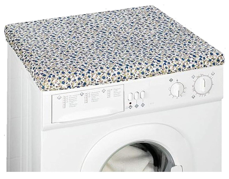 Lavadora funda azules Rosas funda protectora lavadora: Amazon.es ...