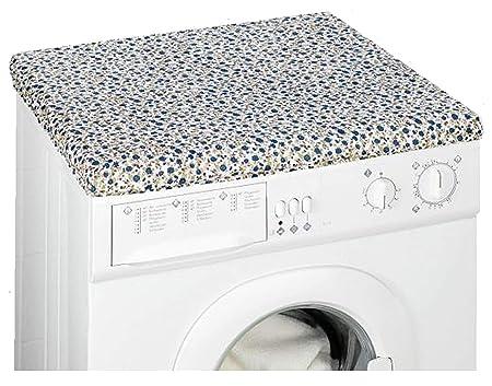 Lavadora funda azules Rosas funda protectora lavadora ...