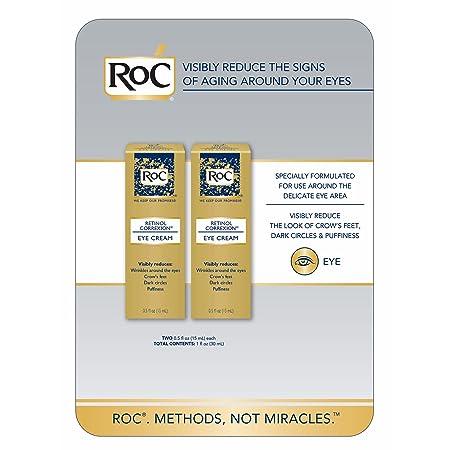 RoC Retinol Correxion Eye Cream 2-pack 0.5 oz 15ml each