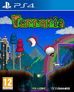 Amazon com: Terraria - PlayStation 4: 505 Games: Video Games