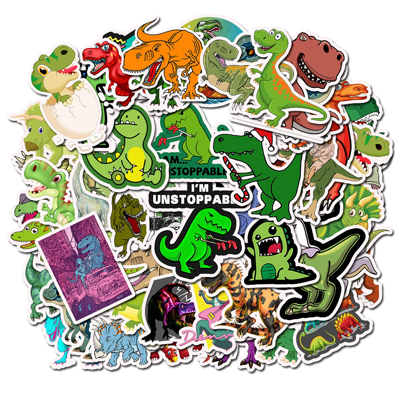 Voitures v/élo Qemsele Autocollants Stickers pour Enfants Skateboard 100 Pi/èces vinyles Graffiti pour Fille Garcon Super h/éros Stickers de f/ête pour Ordinateur Portable Sky Moto