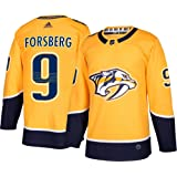 788a30d3077 adidas Filip Forsberg Nashville Predators Authentic Home NHL Hockey Jersey