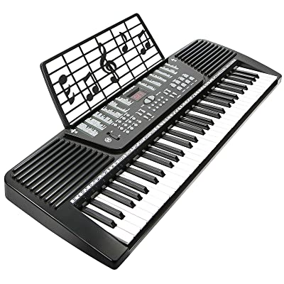 Hamzer 61 Key Electronic Music Electric Keyboard Piano Review