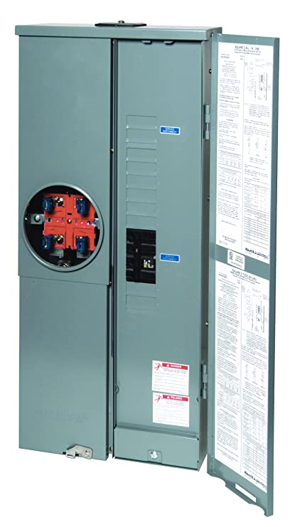 Sqd 200 amp disconnect wiring diagram wiring diagram database square d by schneider electric sc816d200c homeline 200 amp 8 space rh amazon com 400 amp service wire size 200 amp meter base diagram greentooth Image collections