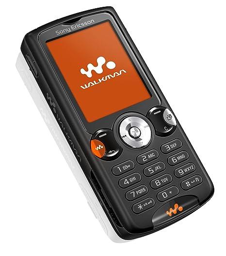 Sony Ericsson W810i Walkman Teléfono Móvil (Cámara de 2 MP, reproductor de mp3,