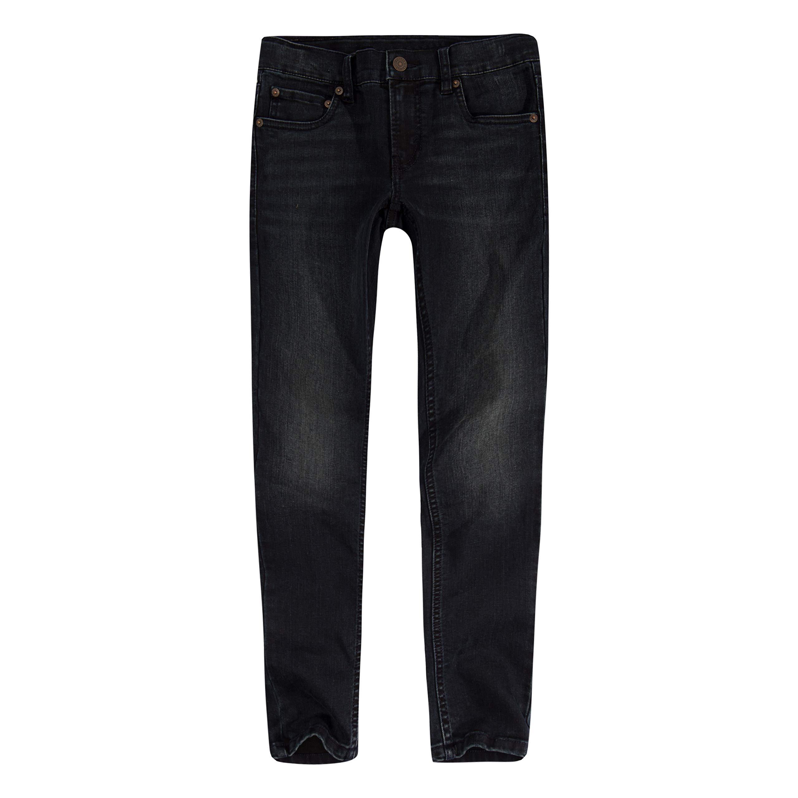 Levi's Boys' Big 519 Extreme Skinny Fit Jeans, Nightswatch, 12