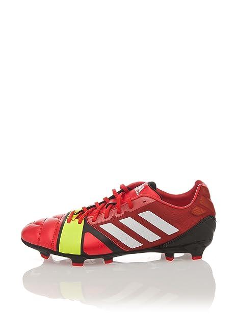 quality design e0d8f 38648 adidas Scarpa Football Nitrocharge 2.0 TRX Rosso Giallo EU 40