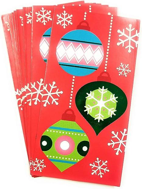 Amazon.com: Tarjetas de regalo o dinero de Navidad – Juego ...
