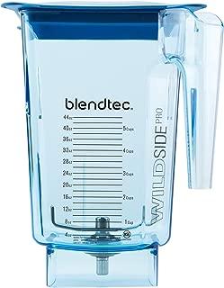 product image for Blendtec 40-645-01 Blue WildSide+ Jar with Hard lid, Blue