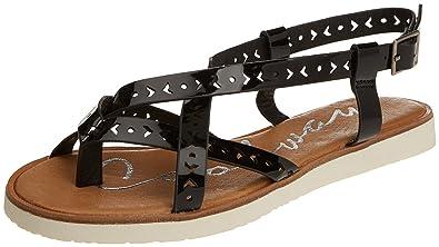 Coolway - Damen - Poppy - Sandalen - schwarz