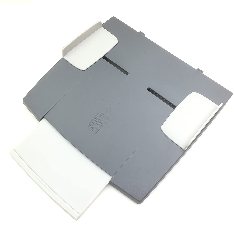 OKLILI Dark Gray Q6500-60119 Q3948-60214 CB534-60112 Q1636-40012 Q2665-60109 ADF Paper Input Tray for HP 1522 M1522 CM1312 CM2320 3390 3392 M2727 2820 2840 3050 3052 3055