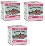Pusheen Blind Boxes Series #5 Holiday Cheer Plush Ornaments, Set of 3