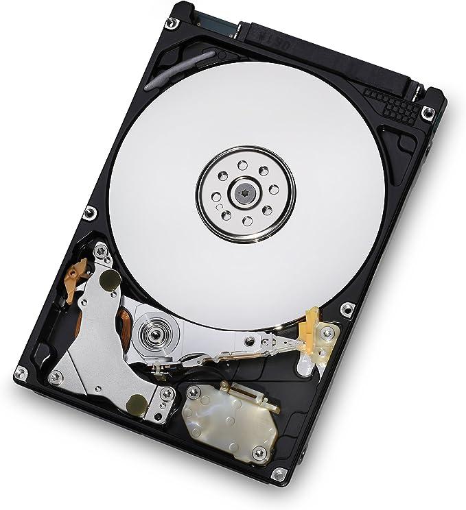 Hitachi HTS545050B9A300 - Disco Duro Interno de 500 GB (5400 RPM, 6,35 cm (2,5 Pulgadas), caché de 8 MB, SATA II): Amazon.es: Informática