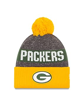 eec536e29d2 NFL Green Bay Packers 2016 Reverse Team Color Sport Knit Beanie