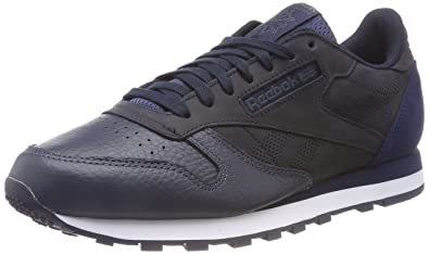 newest collection amazing price incredible prices Amazon.com | Reebok Classics Men's Classic Leather Ue ...