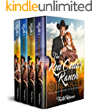 The Red Cedar Ranch Chronicles Complete Box Set: A Mail-Order Brides of Resurrection Story - Clean Historical Western Romance (Mail-Order Bride Box Sets by Faith Parsons Book 1)